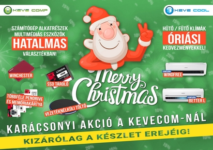 Black Friday a KeveCom-nál