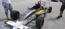 Formula Renault vezetés