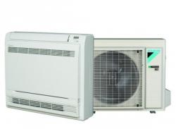 Daikin Parapet (FVXM25F/RXTP25N8) Inverteres Split klíma - Fűtésre optimalizált