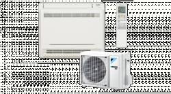 Daikin Padlón álló (FVXM25F/RXM25N9) inverteres split klíma infrás távirányítóval