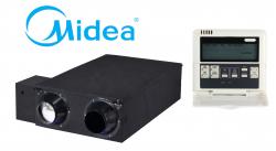 Midea (HRV-D200 (B)) Hővisszanyerős szellőztető KJR-27B/E távirányítóval
