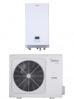 Midea Osztott Hőszivattyú (MHA-V10W/D2N8-B/HB-A100/CD30GN-B)