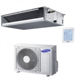 Samsung DUCT S HSP légcsatornás (AC180JXAPNH/EU+AC180JNHPKH/EU)+érintőgombos vezetékes faliszabályzó