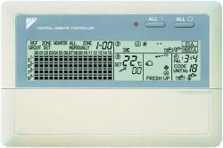 Daikin (DCS302C51) központi vezérlő