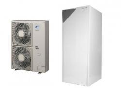Daikin (EHVX16S18CB3V/ERLQ016CW1) Altherma padlón álló levegő - víz hőszivattyú