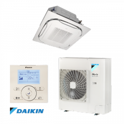 Daikin SkyAir Active inverteres klíma (FCAG71B/ARXM71N9) dekorpanellel - 1 fázisú