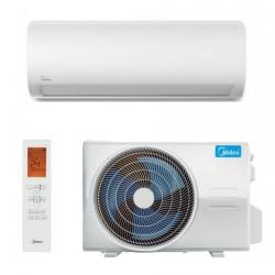Midea Xtreme Save (MSAGDU-24HRFN8/MOX401-24HFN8) + csepptálca fűtéssel és karter fűtéssel
